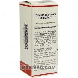 ZINCUM CYANATUM OLIPOPLEX Liquidum 50 ml