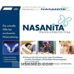 NASANITA Nasenschmetterling 1 St