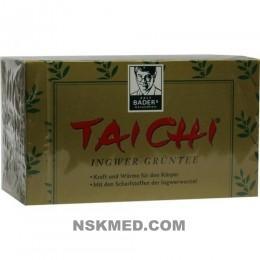 TAI CHI Ingwer Grüntee Filterbeutel 20 St