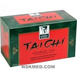 TAI CHI Energie Tee mit Ginseng Filterbeutel 20 St