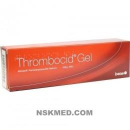Тромбоцид (THROMBOCID) Gel 100 g