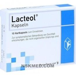 LACTEOL Kapseln 10 St