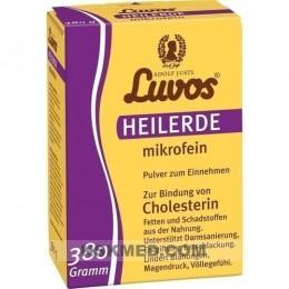 Лувос/Лювос порошок (LUVOS) Heilerde mikrofein Pulver zum Einnehmen 380 g