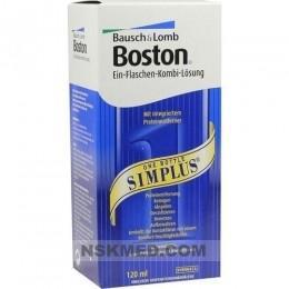 Бостон раствор (BOSTON) Simplus flüssig 120 ml
