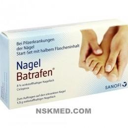 NAGEL BATRAFEN Start Set Lösung 1.5 g