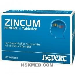 ZINCUM HEVERT N Tabletten 100 St