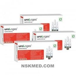 URO LOGES Injektionslösung Ampullen 200X2 ml