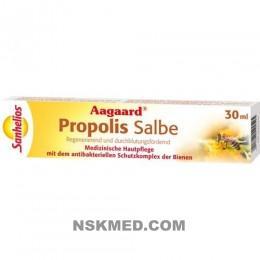 AAGAARD Propolis 10% Salbe 30 ml