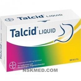 TALCID Liquid 20 St