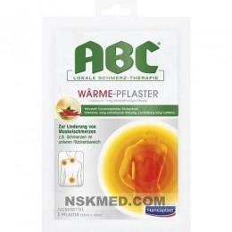 ABC Wärme-Pflaster Capsicum Hansaplast med 14x22 1 St