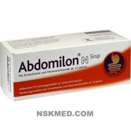 ABDOMILON N Sirup 100 ml