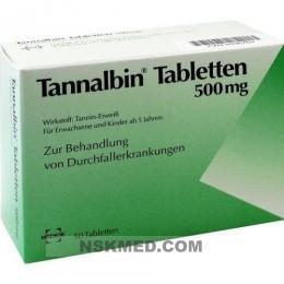 TANNALBIN Tabletten 50 St