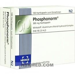 Фосфонорм капсулы (PHOSPHONORM) Hartkapseln 1X100 St