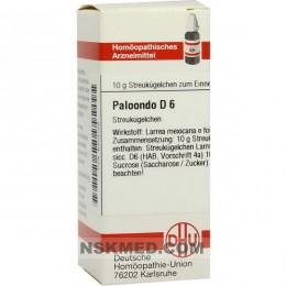 Paloondo D 6 10 G